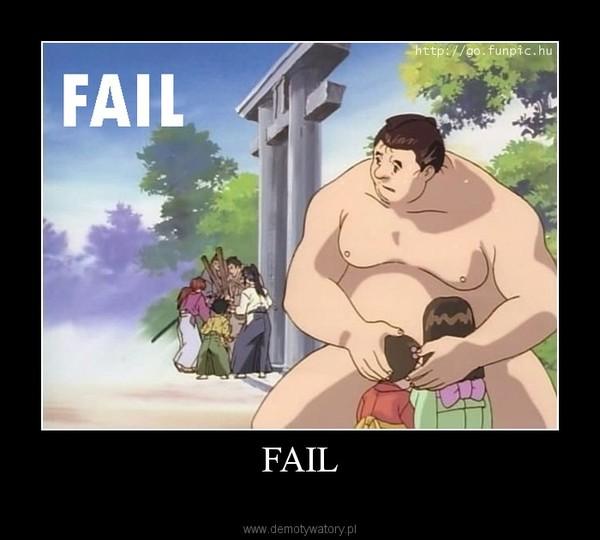 FAIL –