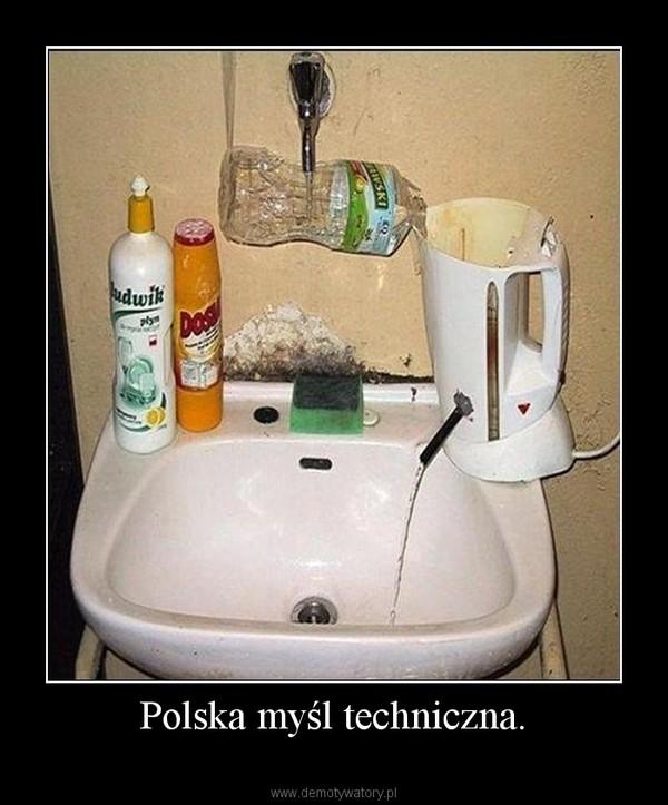 Polska myśl techniczna. –