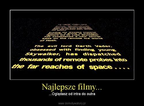 Najlepsze filmy...