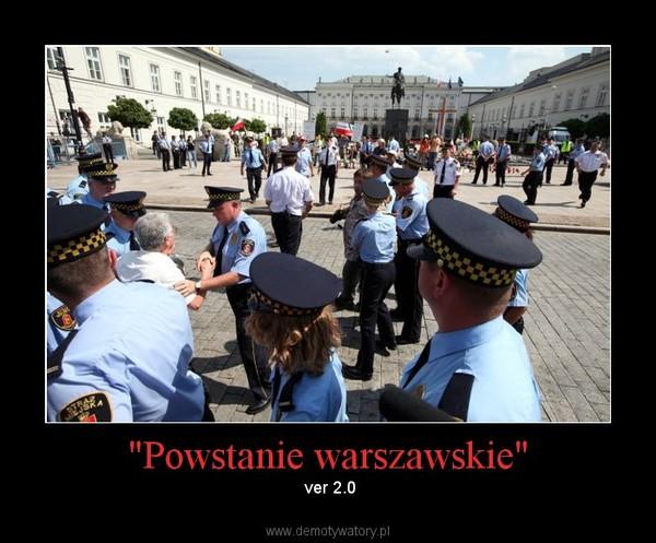 """""""Powstanie warszawskie"""" –  ver 2.0"""