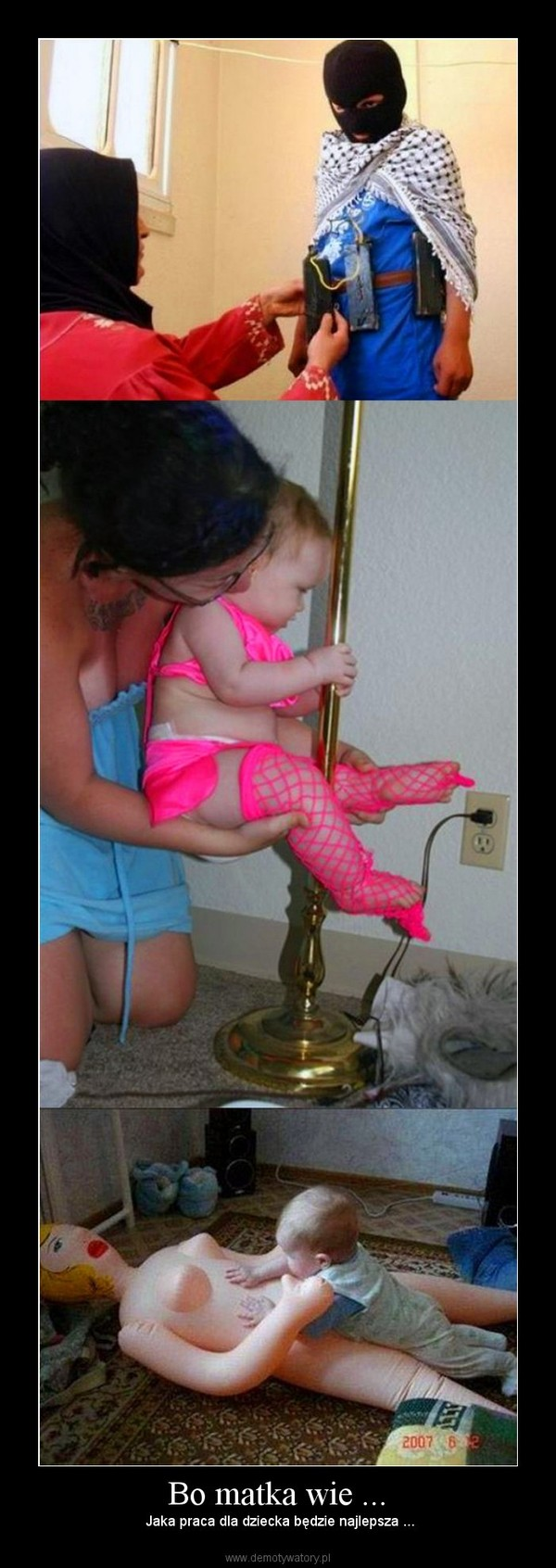 Bo matka wie ... –  Jaka praca dla dziecka będzie najlepsza ...