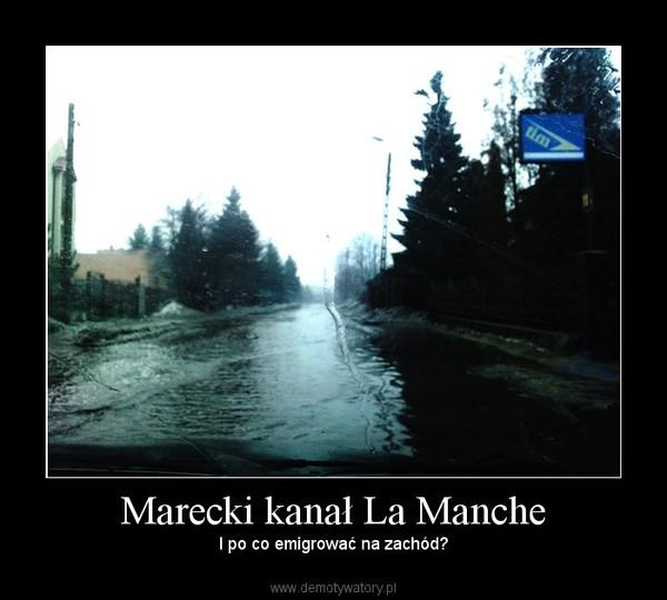 kanał la manche