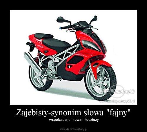 """Zajebisty-synonim słowa """"fajny"""""""