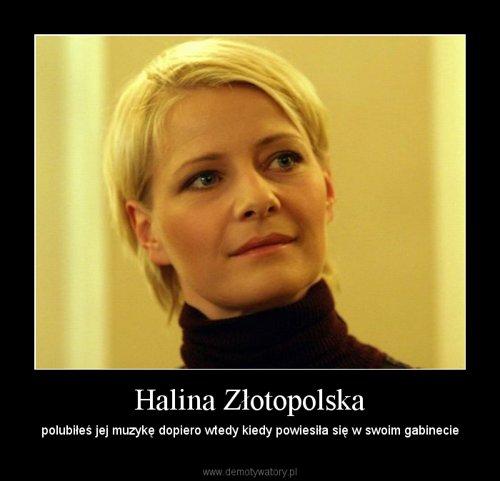 Halina Złotopolska