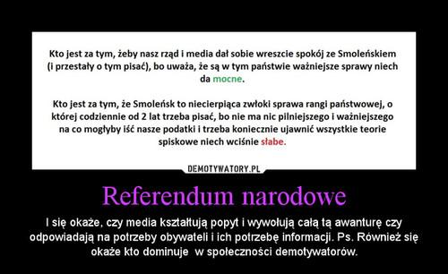 Referendum narodowe