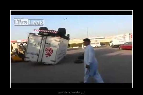 Takie rzeczy tylko w Pakistanie –