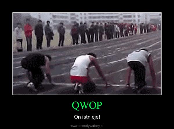 QWOP – On istnieje!