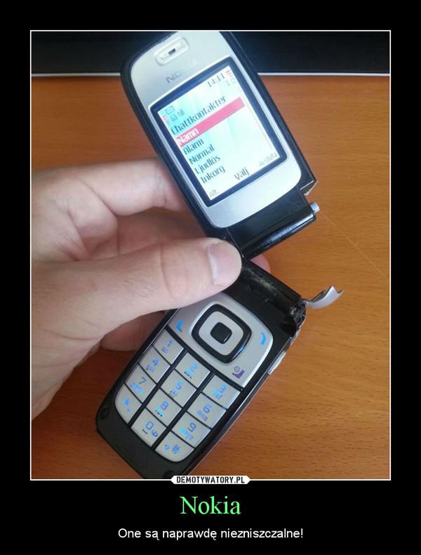 Nokia – One są naprawdę niezniszczalne!