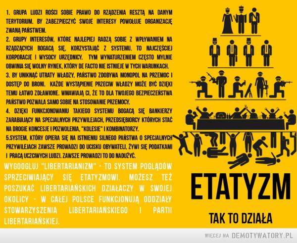 Etatyzm –