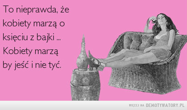 Marzenie kobiety –