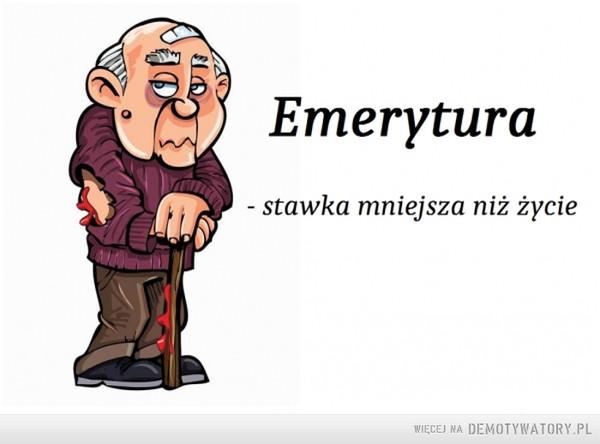 Emerytura –