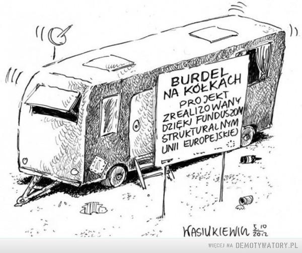 Burdel na kółkach –