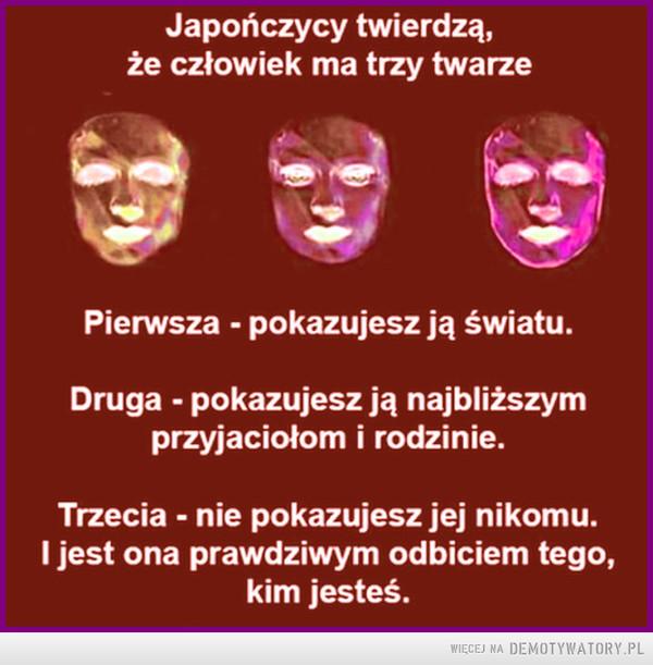 Trzy twarze –