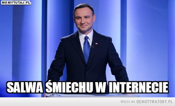 Salwa śmiechu w internecie –