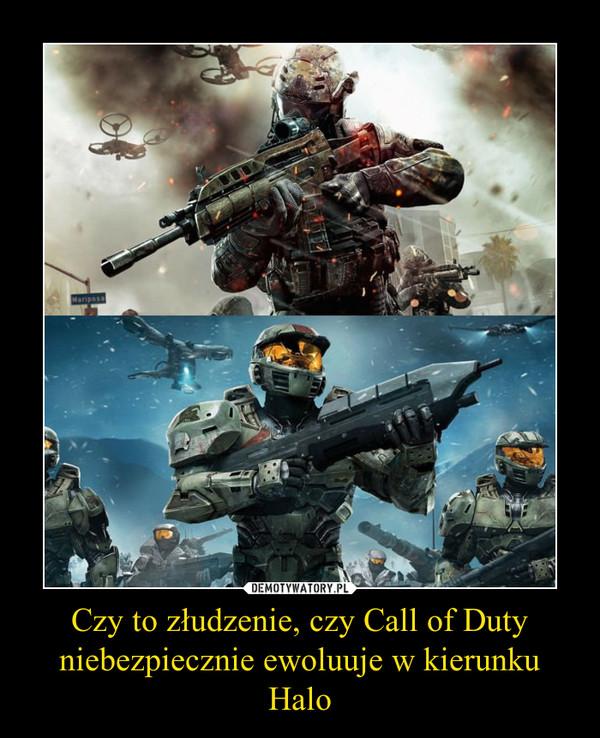 Czy to złudzenie, czy Call of Duty niebezpiecznie ewoluuje w kierunku Halo –