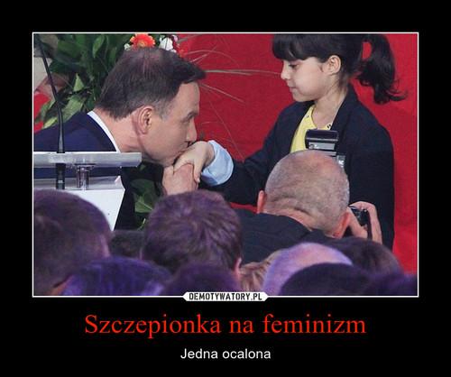 Szczepionka na feminizm