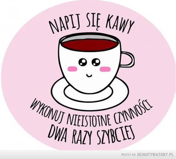 Pora na kawę –