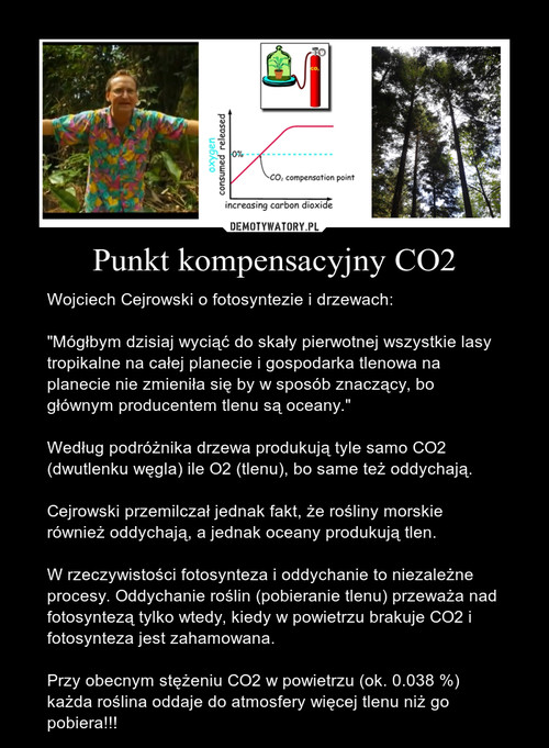 Punkt kompensacyjny CO2