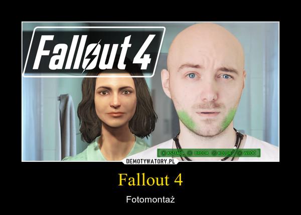 Fallout 4 – Fotomontaż