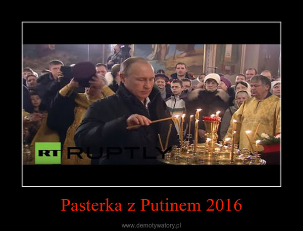 Pasterka z Putinem 2016 –