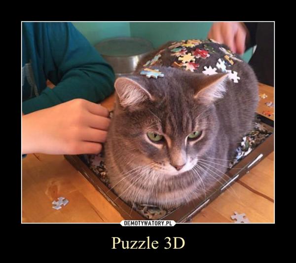 Puzzle 3D –