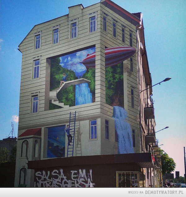 Muralowe Katowice –