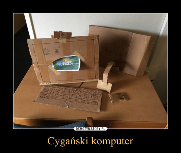 Cygański komputer –
