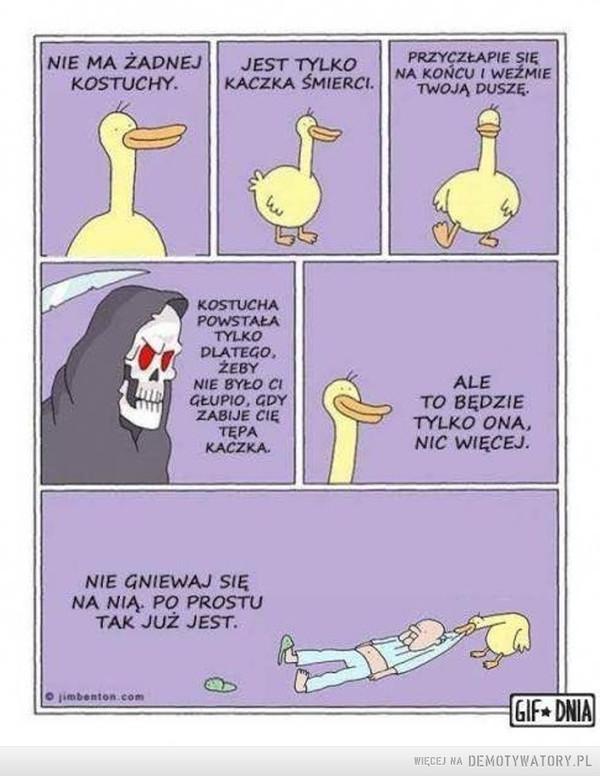 Kaczka śmierci –