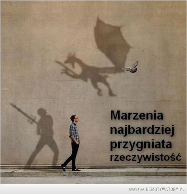 Marzenia... . –