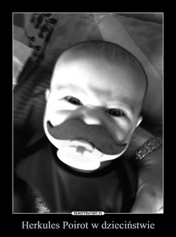Herkules Poirot w dzieciństwie –