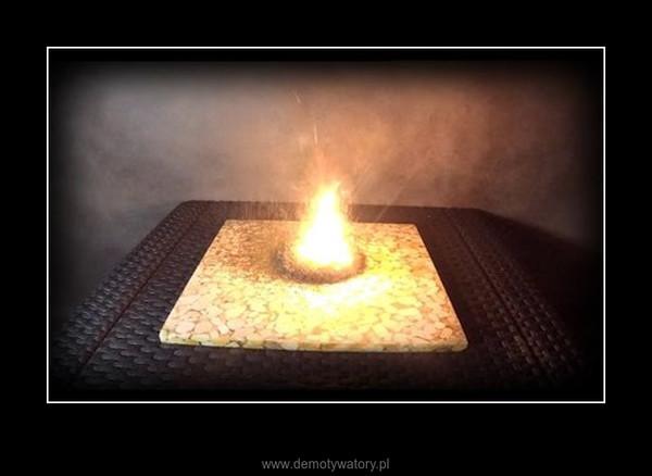 Wulkan Eksperyment Chemiczny ! – :)