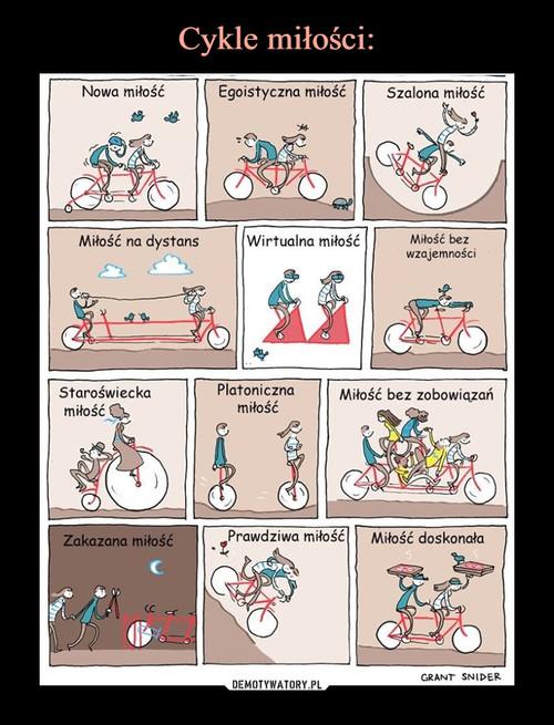 Cykle miłości: