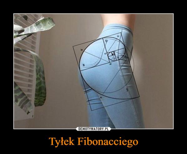 Tyłek Fibonacciego –