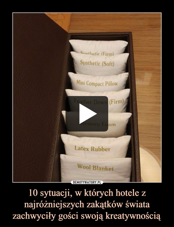 10 sytuacji, w których hotele z najróżniejszych zakątków świata zachwyciły gości swoją kreatywnością –
