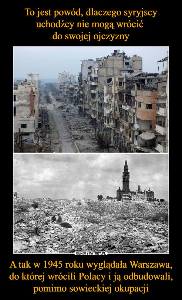syria warszawa