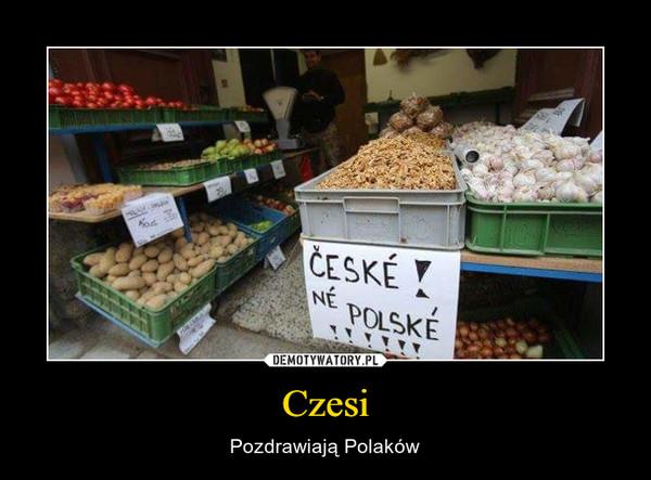 Czesi – Pozdrawiają Polaków