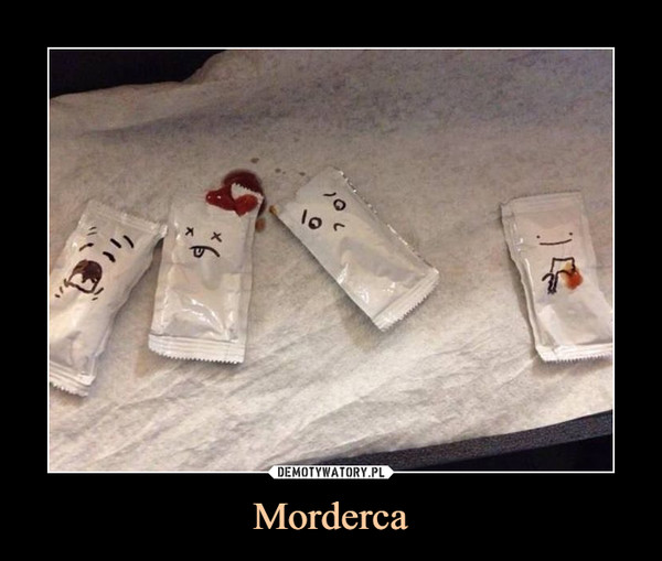 Morderca –