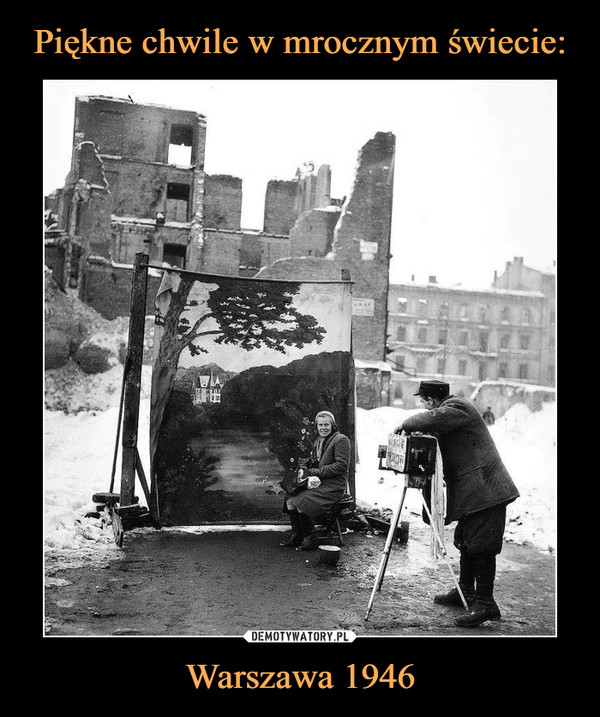 Warszawa 1946 –