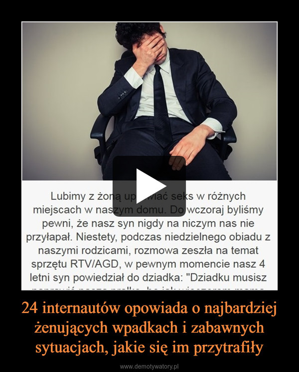 24 internautów opowiada o najbardziej żenujących wpadkach i zabawnych sytuacjach, jakie się im przytrafiły –
