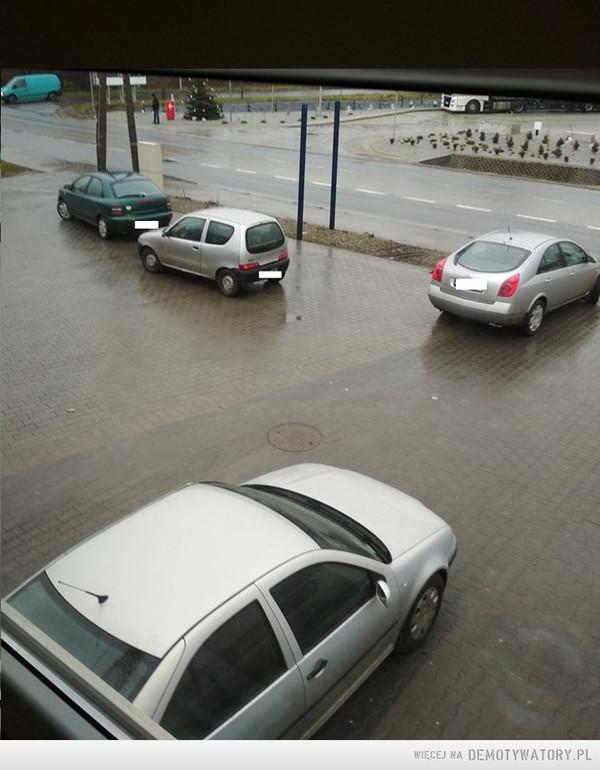 Janusze parkowania –