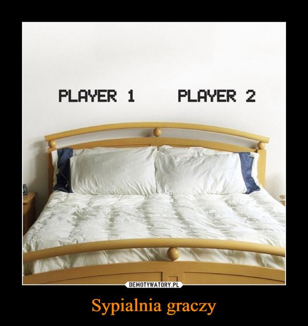Sypialnia graczy –