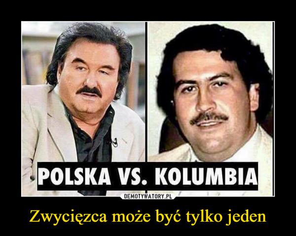 Zwycięzca może być tylko jeden –  Polska vs. Kolumbia