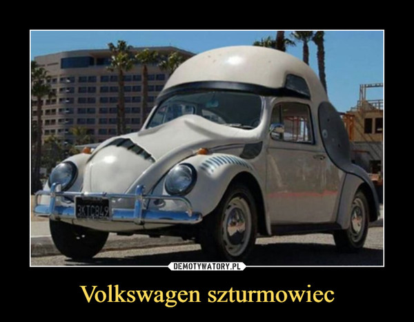 Volkswagen szturmowiec –