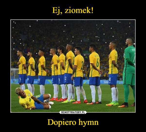Dopiero hymn –