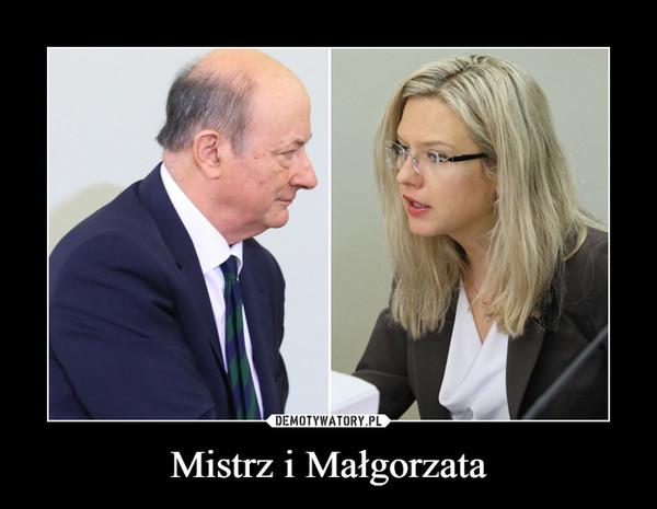Mistrz i Małgorzata –
