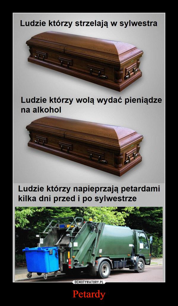 Petardy –