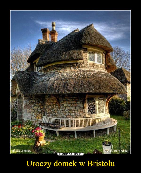 Uroczy domek w Bristolu –