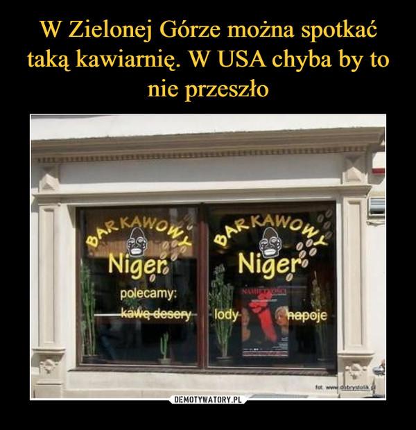 –  BAR KAWOWY NIGER