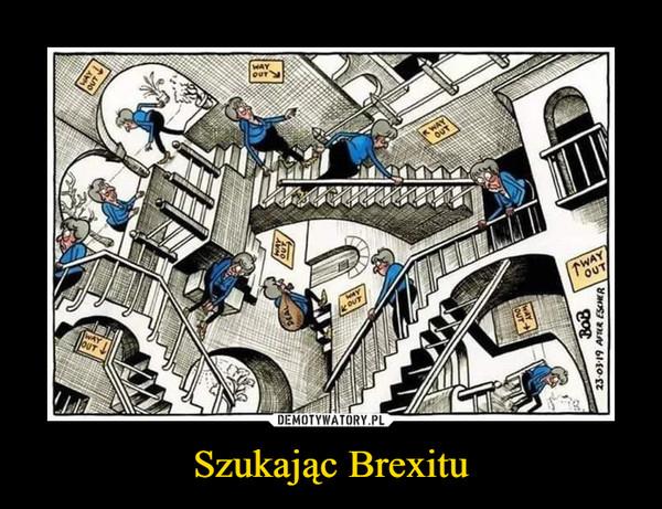 Szukając Brexitu –
