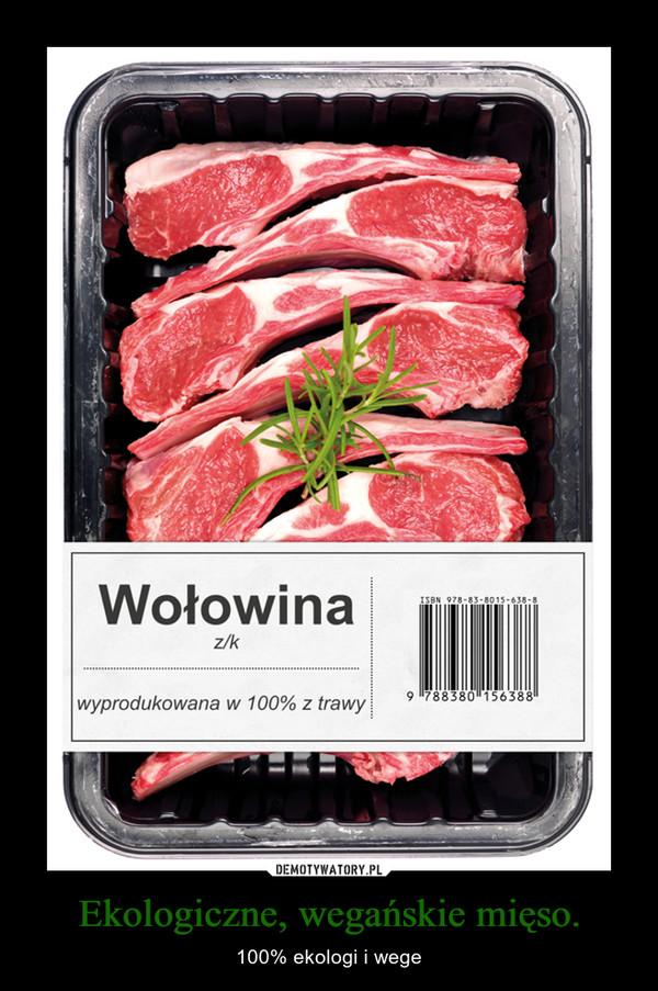 Znalezione obrazy dla zapytania wegańskie mięso demoty